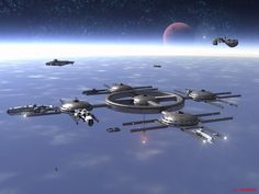 The York Shipyards by ILJackson.deviantart.com on @DeviantArt