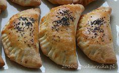 Recipe Boards, Polish Recipes, Group Meals, Ravioli, Dumplings, Crepes, Pierogi, Bon Appetit, Hot Dog Buns