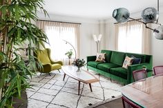 A Covent Garden Pied-à-Terre Celebrates Mid-Century Style — Heart Home