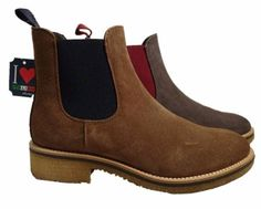 Italian suede boots for women, by Antica Cuoieria by Antica Cuoieria. Buy it 105,00 €