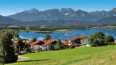 Regeneration, Medical Wellness und mehr bietet das Biohotel #Eggensberger med.well**** in Füssen-Hopfen am See. Gesund und entspannt: Urlaub im #Alpenvorland