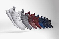 adidas gibt weiter Gas: die Ultra Boost Silhouette bekommt innerhalb nur kurzer Zeit bereits ihr drittes Update spendiert. Der Ultra BOOST 3.0 soll noch diese W