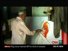 Hand painted vintage Bollywood film posters now extinct - CNN Internatio...