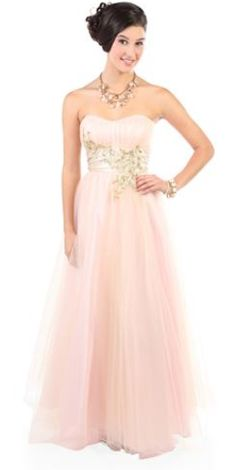 Dress from Deb