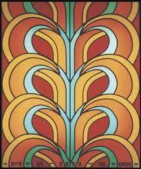 70s wallpaper pattern - Google Search