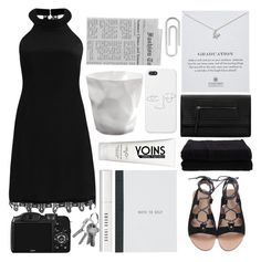 """self - yoins"" by anastazia-jae ❤ liked on Polyvore featuring CO, Home Source International, Bobbi Brown Cosmetics, H2O+, Dogeared, Bulgari and yoins"