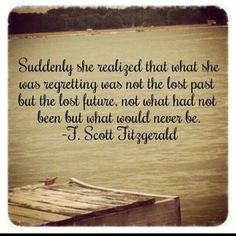 What would never be... F. Scott Fitzgerald by Madge