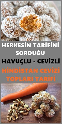 Herkesin Tarifini Sorduğu Hindistan Cevizi Topları – Tatlı tarifleri – Las recetas más prácticas y fáciles Around The World Food, Caramel Cookies, Wie Macht Man, Cookery Books, Pumpkin Dessert, Eat Dessert First, Turkish Recipes, Sweets Recipes, Recipes