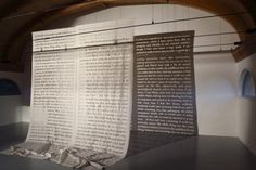 Image result for typography art installation