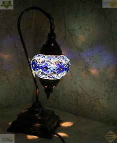 Multicolour Turkish Moroccan Mosaic Table Lamp Lampshade Hand Made Medium Globe | Home, Furniture & DIY, Lighting, Lamps | eBay!
