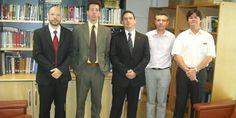 Diretor do Foro da Subseção de Jacarezinho recebe visita do diretor do Fórum da Comarca de Wenceslau Braz - http://projac.com.br/noticias/diretor-do-foro-da-subsecao-de-jacarezinho-recebe-visita-do-diretor-do-forum-da-comarca-de-wenceslau-braz.html