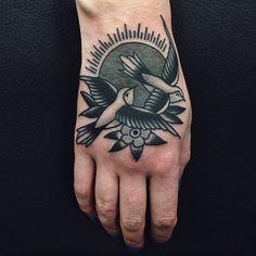 Jordan Baxter Tattoo