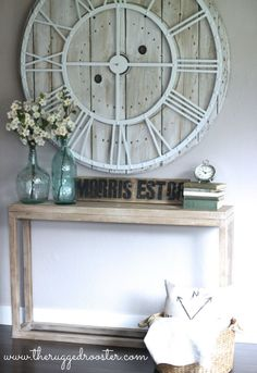 Turn Anything Into Barnwood With Chalk Paint and Dark Wax. Barnwood Is So Popular Right Now. Learn How To Get The Look Easy. Rustic Furniture, Painted Furniture, Diy Furniture Restoration, Make A Closet, Types Of Furniture, Furniture Ideas, Diy Wood Projects, Barn Wood, Furniture Makeover