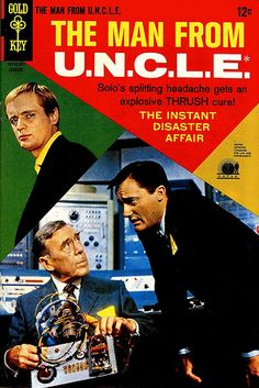 The Man From U.N.C.L.E. - The Instant Disaster Affair
