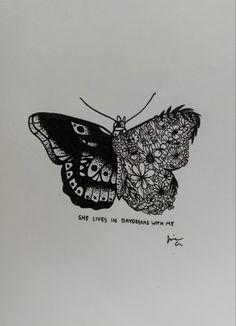 Mark Tattoo, Get A Tattoo, Dainty Tattoos, Mini Tattoos, One Direction Tattoos, Harry Tattoos, Natural Eye Makeup, Larry Stylinson, Art Sketchbook
