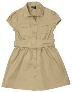 School uniform dress- cute