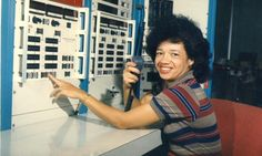 The hidden history of Nasa's black female scientists