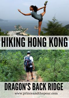 Hiking Hong Kong: Dragon's Back Ridge- The full travel guide on how to get to this breathtaking dragon in the sky, and what to do when you get there! Hong Kong| China| Hiking