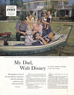 """My Dad, Walt Disney"" by Diane Disney Miller"