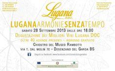 Save the date: 28/09/2013 Desenzano del Garda!