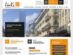 Ce site vous aide à découvrir les offres intéressantes de la société de portage salarial Links qui vous aide à lancer une activité.