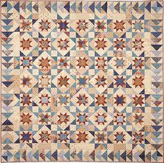 CT-Stella-Blue quilt pattern by Miss Rosie