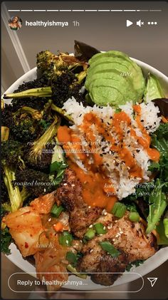 Delicious Vegan Recipes, Vegetarian Recipes, Yummy Food, Healthy Recipes, Clean Recipes, Whole Food Recipes, Cooking Recipes, Easy College Meals, Healthy Snacks
