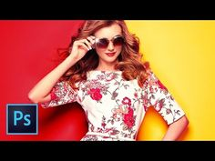 ADVANCED: Change Background Colors & Change the Color of ANYTHING in Photoshop with LAB Color Trick - YouTube