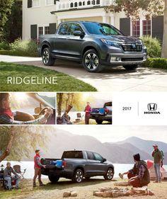 2017 Honda Ridgeline – Redesigned Pickup Truck | Honda