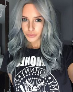 Guy Tang metallic collection from Kenra! Love my greys