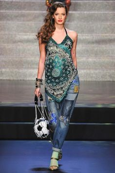 Jean Paul Gaultier Lente/Zomer 2015  - Shows - Fashion