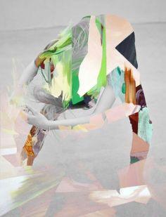 Collage art by matt wisniewski on this side up. | Cargoh