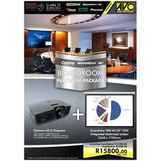 Boardroom Platinum Package