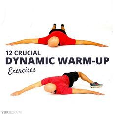 12 Crucial Dynamic Warm-up Exercises to Do Before You Workout