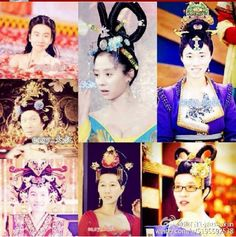 Running Man cast has fun photoshopping The Empress of China. Ji Suk Jin posted this hilarious Photoshopped collage to his Weibo social media account.