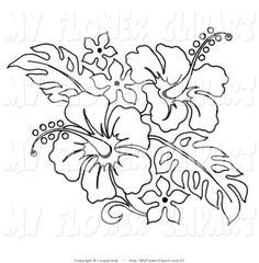 Use the form below to delete this Black And White Hawaiian Flowers Clip Art image from our index. Description from clipartbest.co. I searched for this on bing.com/images