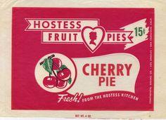 Hostess Fruit Pie
