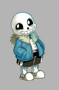 i call sans the smol man
