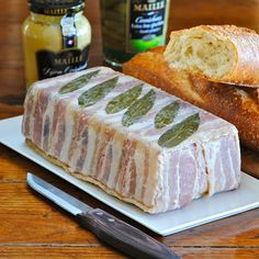 Country Pate Yep I tried it and made it! Although mine turned out a little different.but YUMMY! Appetizer Recipes, Dessert Recipes, Appetizers, Desserts, Country Pate, Ken Parker, Liver Pate Recipe, Aga Recipes, Tapas
