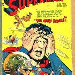 Superman #55 Comic Book