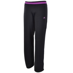 These Adidas Womens Black Yoga Fitness Sports Pants won't restrict your movement while working out! Adidas Sport, Adidas Pants, Adidas Women, Adidas Logo, Love Fitness, Fitness Gear, No Equipment Workout, Training Equipment, Black Yoga