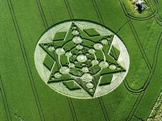 Crop_Circle,_Spinning_Star,_Wiltshire,_England by kylepounds2001, via Flickr