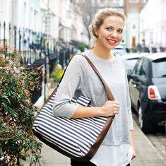 A Sloanie stripe is always nice!