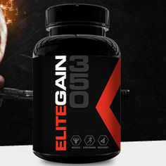 EliteGain350, is a supplement can help develop your healthy muscles  a lot faster. When you take it on a regular basis, you can get the body that you have always dreamed of.