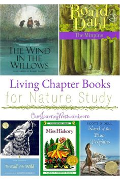 These chapter books for nature study are the perfect way to enhance your homeschool. Use them as read-aloud books or assign them as read alone books. Either way, they will enhance any study of nature and provide great character lessons as well. Books For Boys, Childrens Books, Kid Books, Kids Chapter Books, Toddler Books, Homeschool Books, Homeschooling, Montessori Homeschool, Read Aloud Books