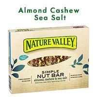 Almond Cashew Sea Salt