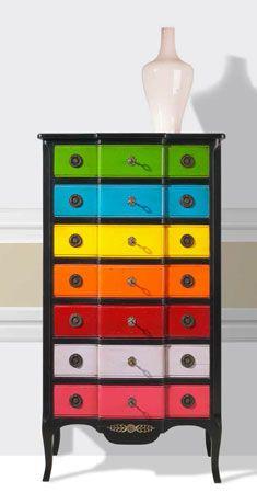 Provence Furniture Rainbow