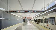 PLATAFORMA ARQUITECTURA - Estación Alboraya-Palmaret / ERRE arquitectura