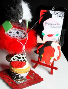 Disney Villains Halloween Party Ideas | Photo 1 of 35 | Catch My Party