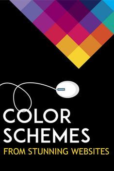 Here are some web design inspirations! We've compiled 50 gorgeous color schemes from award-winning websites